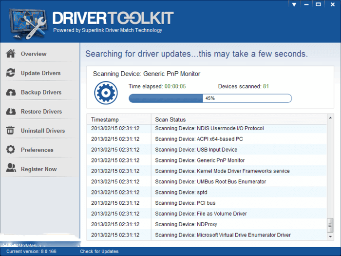 Driver Toolkit 8.6 Crack s1
