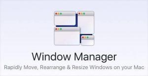 WindowManager Crack