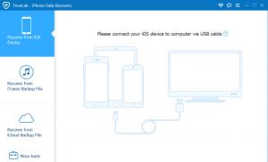 Aiseesoft FoneLab For iOS s3