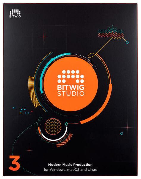 Bitwig Studio 3.2.1 Crack