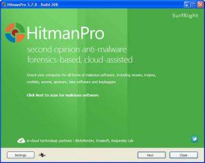 Hitman Pro s2
