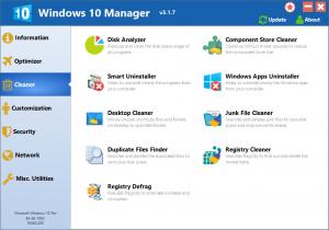 yamicsoft windows 10 manager screenshots 2