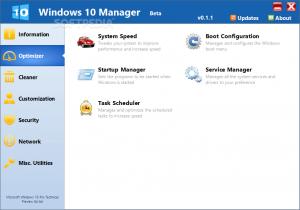 yamicsoft windows 10 manager screenshots 3