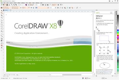 CorelDRAW Graphics Suite 20 s1