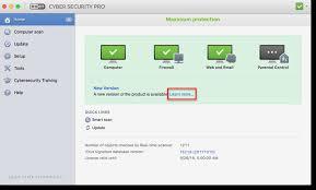 ESET Cyber Security Pro s1