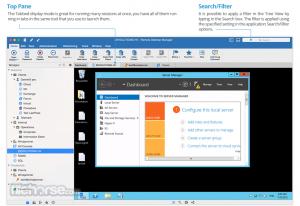 Remote Desktop Manager sw2