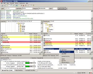 FileZilla Pro s3