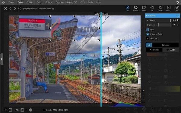 PhotoScape X Pro s2