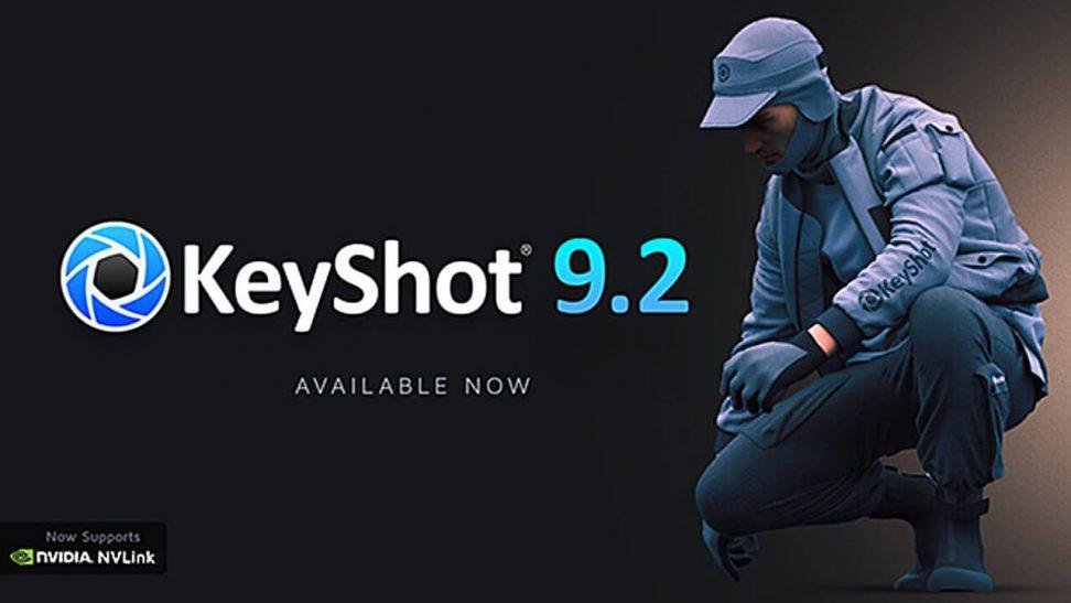luxion keyshot pro 9.3.14 crack