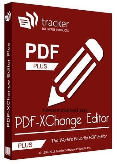 PDF XChange Editor Plus 9.1.356.0 Crack Key Torrent Download 2021 1
