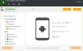 Android Data Recovery s1