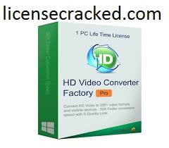 HD Video Converter Factory Pro 23.0 Crack + Serial Key [Latest]