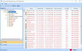 SysTools SSDDataA Recovery s1