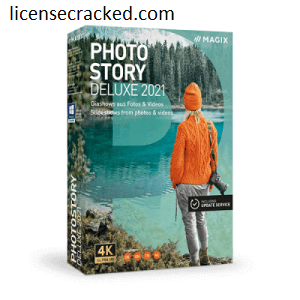 MAGIX Photostory 2022 Deluxe 20.0.1.87 With Full Crack [Latest]